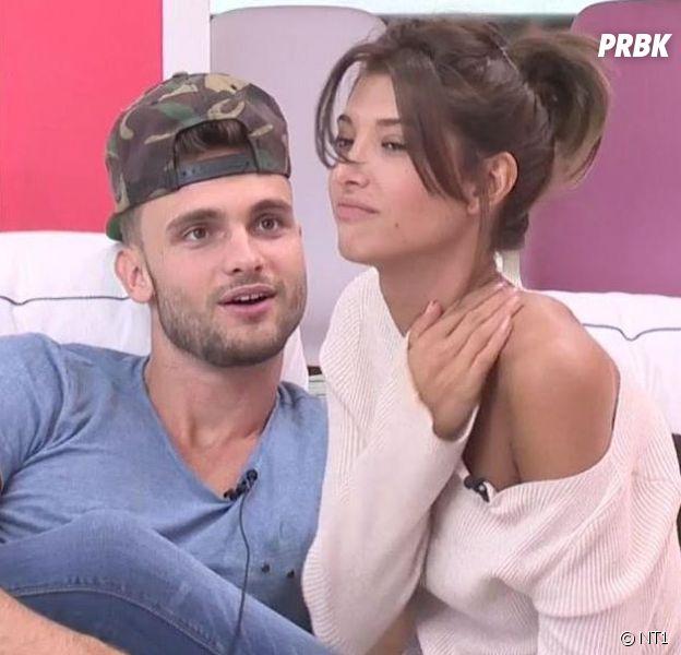Secret Story 10 : Mélanie et Bastien se sont retrouvés et semblent inséparables.