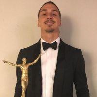 Zlatan Ibrahimovic aura sa propre statue... et se prend déjà pour Napoléon