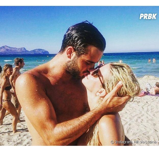 Nikola Lozina : sa belle déclaration d'amour à Jessica Thivenin