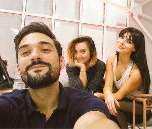 Danse avec les Stars 7 : Florent Mothe danse en trio avec Candice Pascal et Priscilla Betti