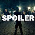 The Walking Dead saison 7 : moment trash avec Carl dans l'épisode 7