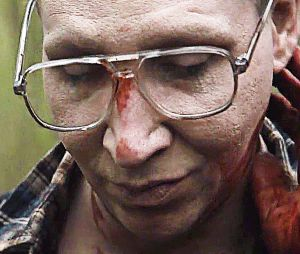 Marilyn Manson dans le rôle de Pope.