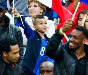 Dimitri Payet : son fils Noa fan de Cristiano Ronaldo