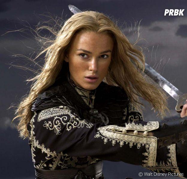 Pirates des Caraïbes 5 : Keira Knightley secrètement au casting face à Johnny Depp ?