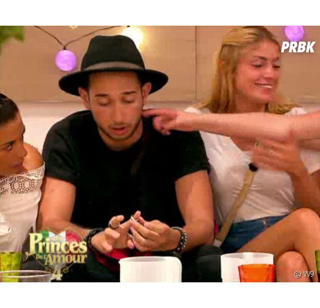 Les Princes de l'amour 4 : un gros clash éclate entre Axel, Joanne, Noémie et Laura