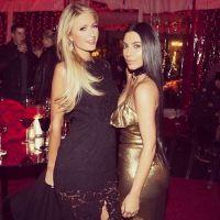 Kim Kardashian et Paris Hilton : réconciliation miraculeuse et mystérieuse, un vrai miracle de Noël