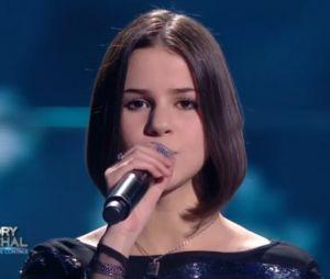 "Marina Kaye interprète ""Vole"" de Céline Dion"