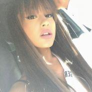 Ariana Grande change de coupe de cheveux : la petite amie de Mac Miller opte pour la frange 💇