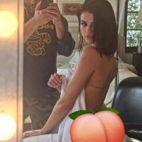 Selena Gomez fesses à l'air sur Instagram : sa photo en string risque de casser Internet