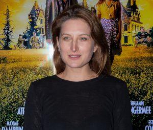 Julia Piaton à l'avant-première du film House of time le 11 janvier 2016
