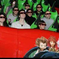 Adobuzz était au Futuroscope tester les nouvelles attractions de 2010