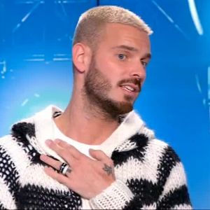 "M. Pokora met en garde contre les tatouages : ""Faites attention"""