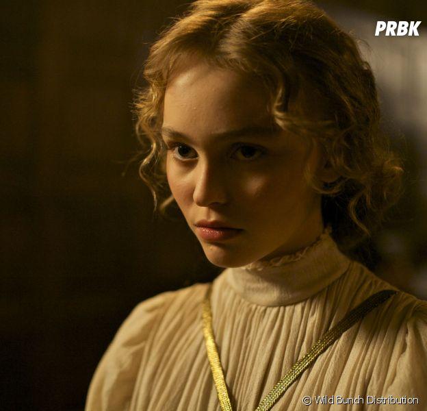 Lily Rose Depp nommée aux César 2017