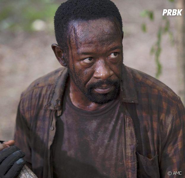 The Walking Dead saison 7 : Lennie James pousse un coup de gueule contre la série