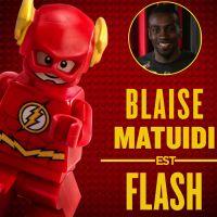 Lego Batman : Blaise Matuidi devient The Flash au cinéma