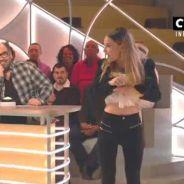 """Capucine Anav dévoile ses fausses fesses rembourrées en direct : """"au lieu de faire de la chirurgie"""""""