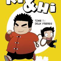 """Kevin Tran (Le Rire Jaune) : record de France pour son manga """"Ki & Hi"""""""
