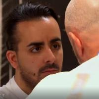 Top Chef 2017 : Franck Pelux se fait recadrer par Philippe Etchebest, Carl Dutting éliminé