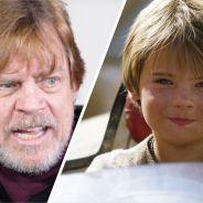 Star Wars : coup de gueule de Mark Hamill contre les fans après les critiques sur Jake Lloyd