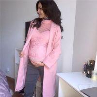 Julia Paredes : malaises, vertiges et examens du cerveau, direction l'hôpital pour la future maman