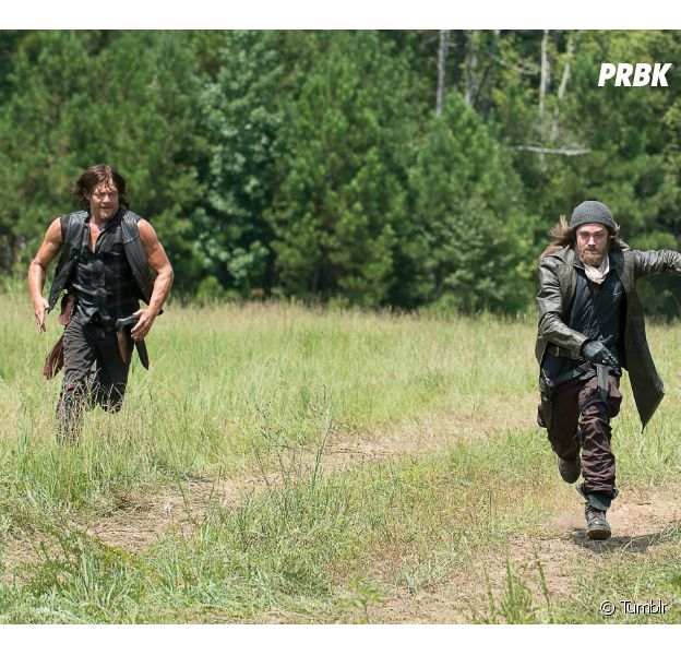 The Walking Dead saison 7 : Daryl et Jesus bientôt en couple ?