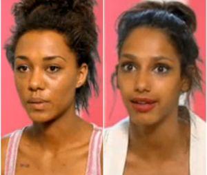 Dounia (Les Princes de l'amour 4) a giflé Gabano, mais elle aurait aussi frappé Naomi au visage en off : les révélations chocs