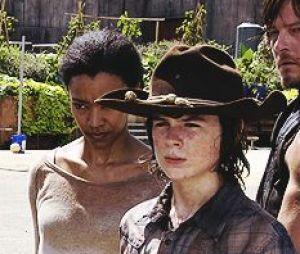 The Walking Dead saison 7 : Sasha et Carl bientôt tués dans la série ?