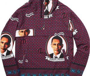 Supreme dévoile sa collection Printemps-Eté 2017 inspirée... de Barack Obama !