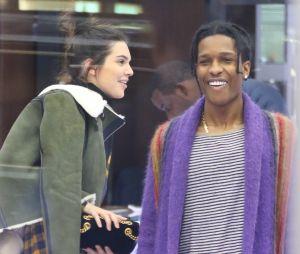 Kendall Jenner en couple avec A$AP Rocky ? Ils auraient passé la nuit ensemble...