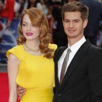 Emma Stone et Andrew Garfield de nouveau en couple ? ❤️