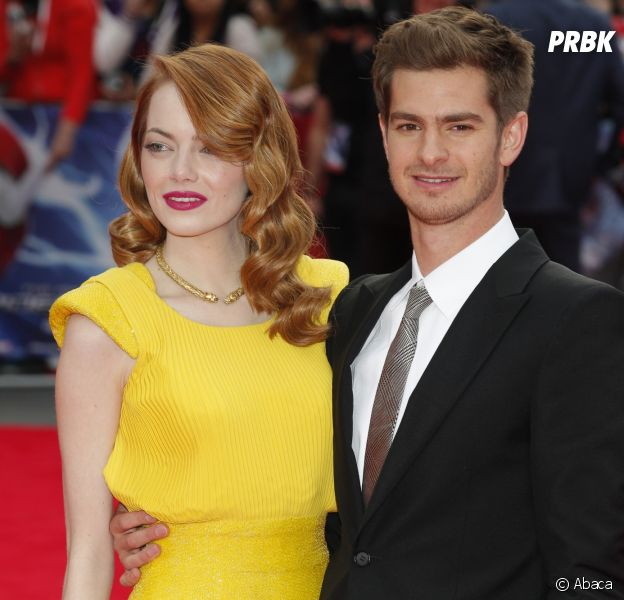 Emma Stone et Andrew Garfield rencontre interview