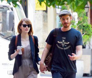 Emma Stone et Andrew Garfield de nouveau en couple ?
