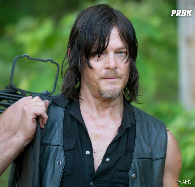 The Walking Dead saison 7 : Daryl a failli être gay dans la série