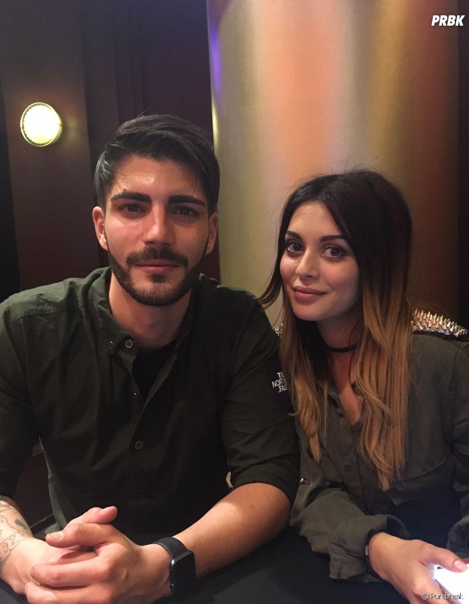 Manon (Les Marseillais South America) et Xavier en interview pour Purebreak