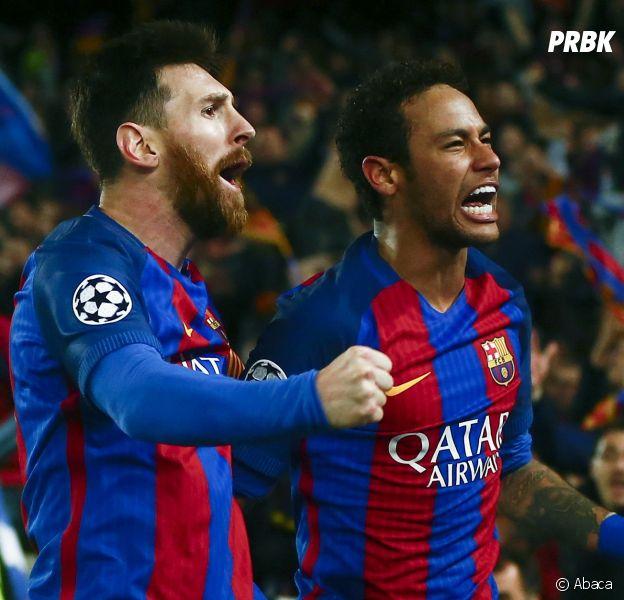 Neymar se moque de la défaite du PSG sur Instagram