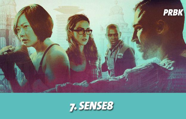 Sense8 est la 7ème série la plus chère de tous les temps