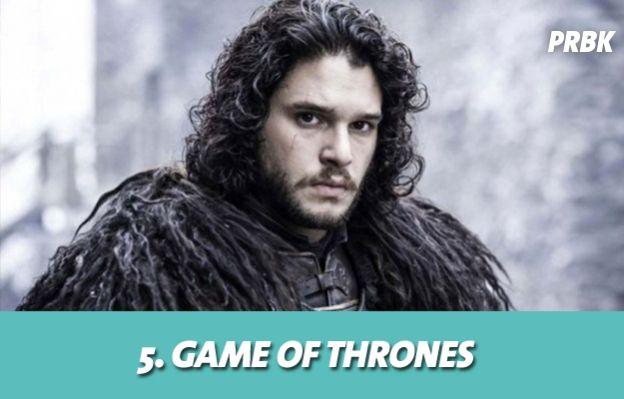 Game of Thrones est la 5ème série la plus chère de tous les temps