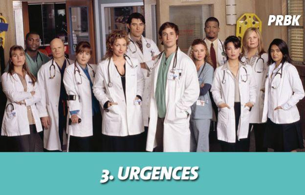 Urgences est la 3ème série la plus chère de tous les temps