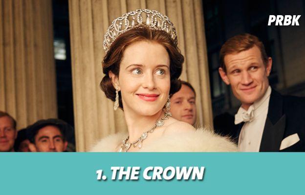 The Crown est la série la plus chère de tous les temps