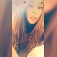 """Kim Glow (Les Anges 9) """"énormément choquée"""" : elle confirme avoir été violentée sur le tournage"""