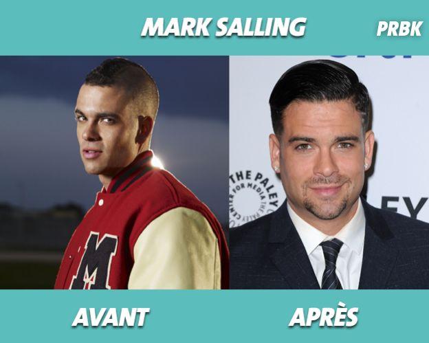 Glee : que devient Mark Salling ?