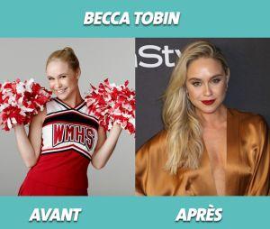 Glee : que devient Becca Tobin ?