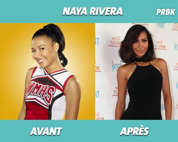 Glee : que devient Naya Rivera ?