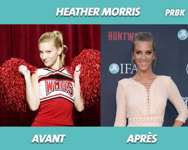 Glee : que devient Heather Morris ?