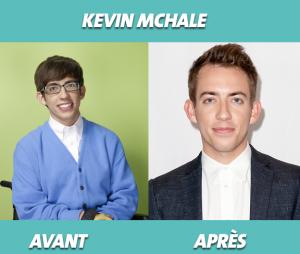 Glee : que devient Kevin McHale ?