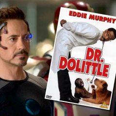 Robert Downey Jr abandonne Iron Man pour un reboot de Docteur Dolittle