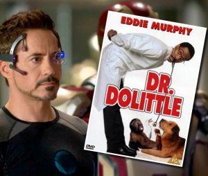 Robert Downey Jr va délaisser Iron Man pour un reboot de Docteur Dolittle