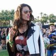 Alessandra Ambrosio et les tops de Victoria's Secret à Coachella !