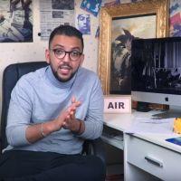 Jhon Rachid veut lancer son court-métrage avec Norman, Audrey Pirault, Baptiste Lorber