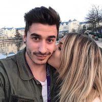 EnjoyPhoenix en total love : message romantique pour l'anniversaire de son chéri Florian Allister
